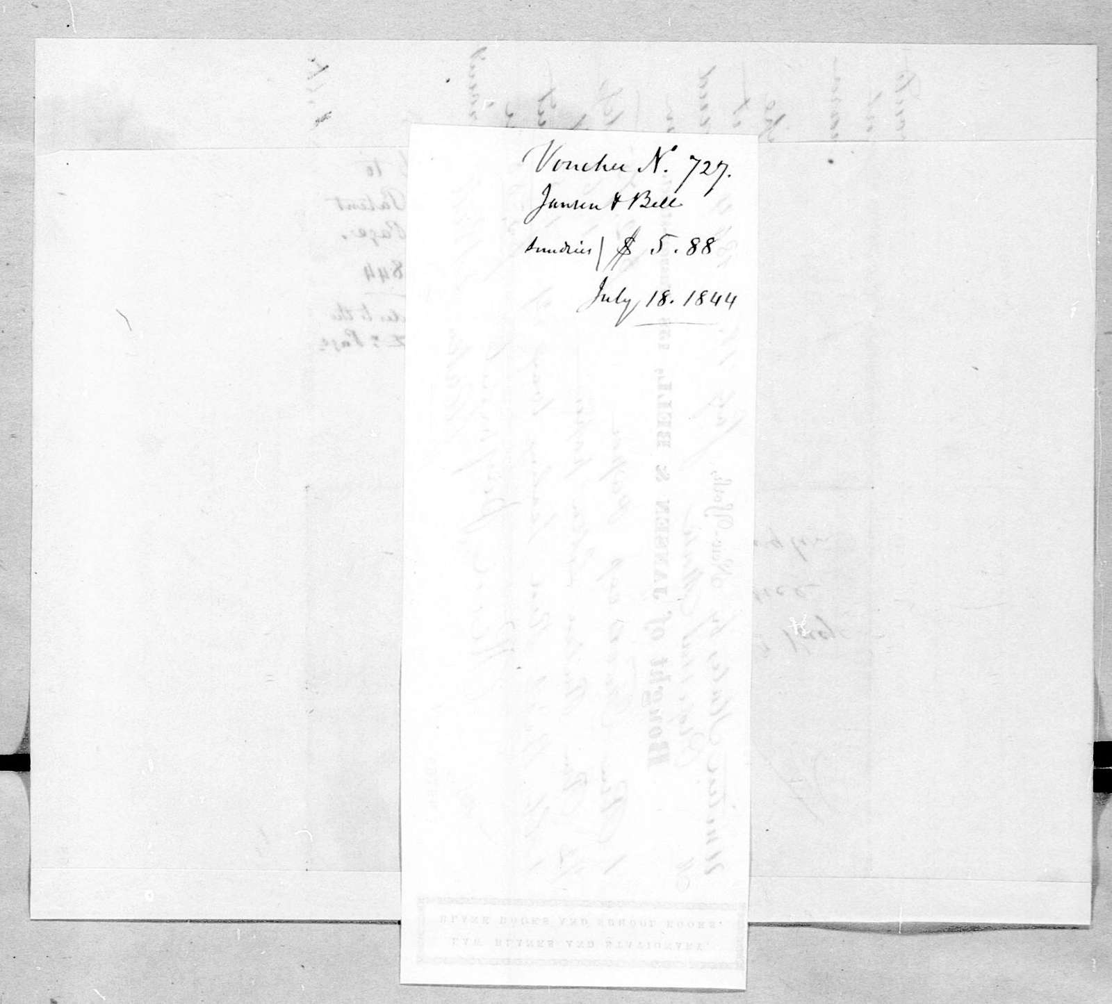 Bound volume---10 June-21 October 1844