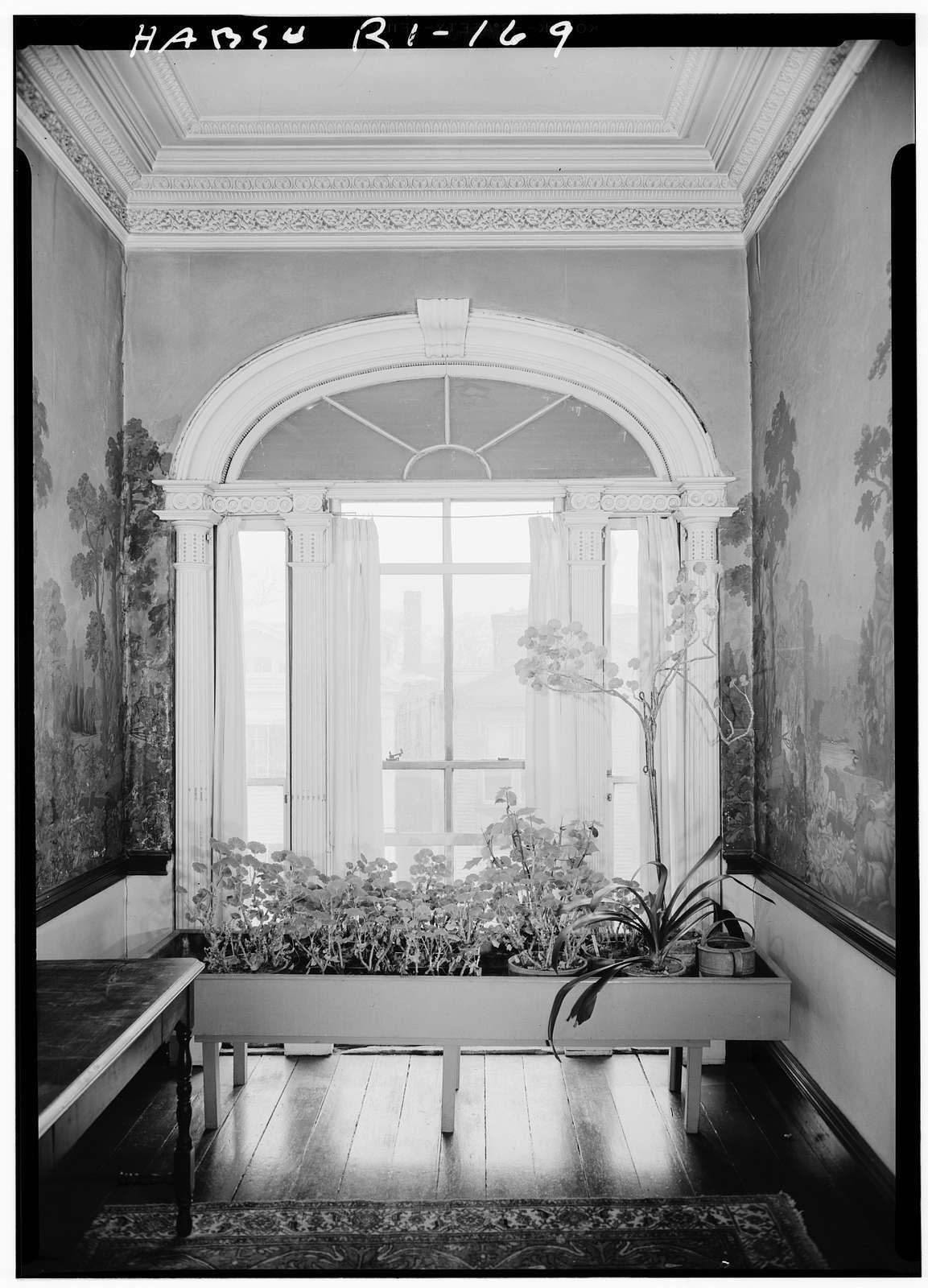 Candace Allen House, 12 Benevolent Street, Providence, Providence County, RI