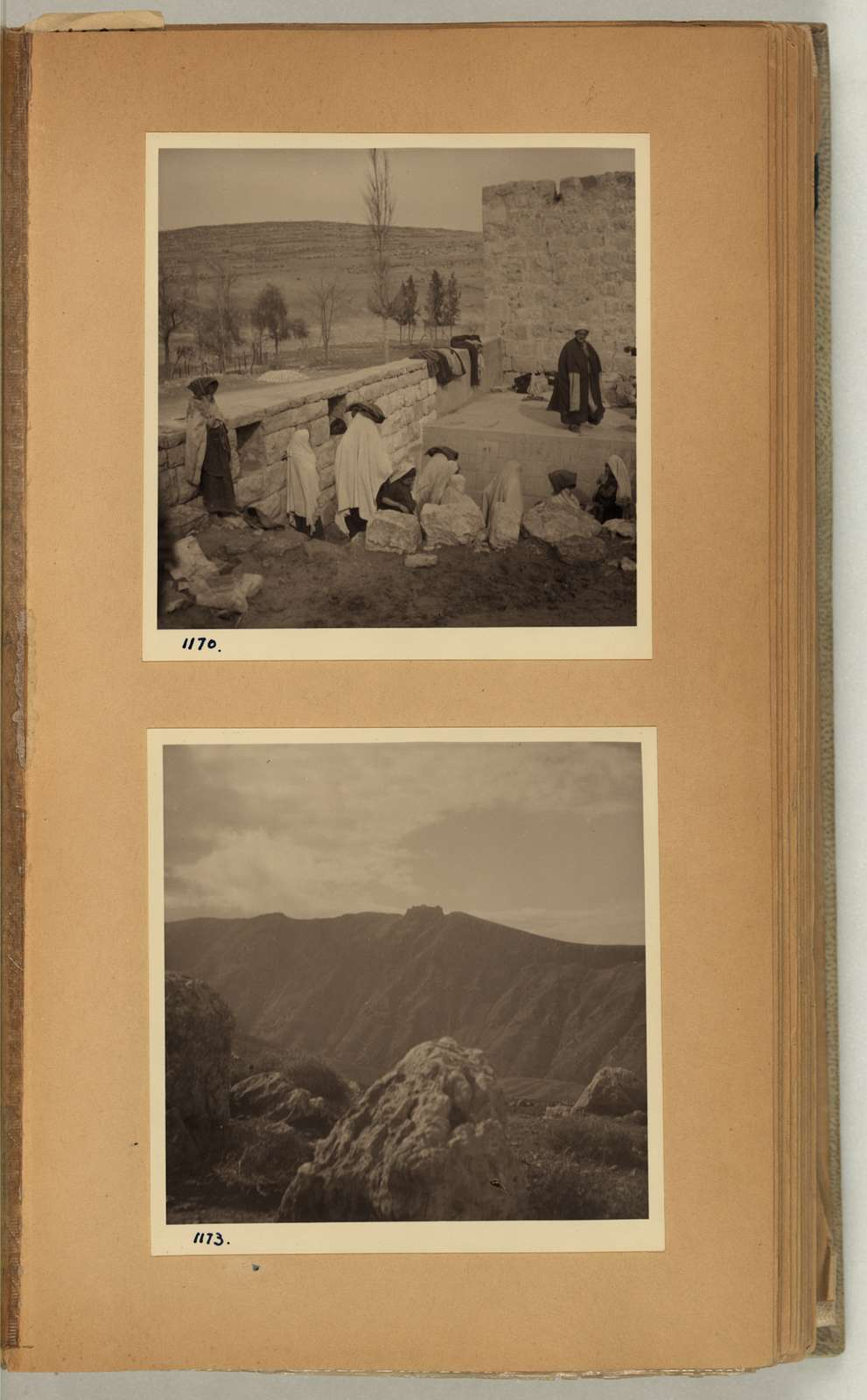 Diary in photos, vol. II, 1936-1937