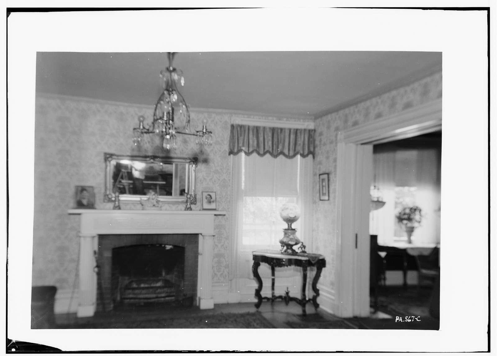 Goodwin House, 36 South Mercer Street, Greenville, Mercer County, PA