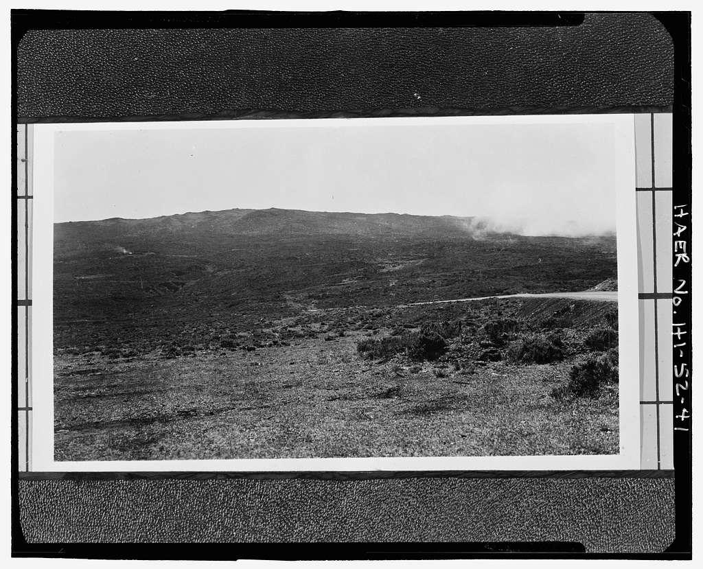 Haleakala National Park Roads, Pukalani, Maui County, HI