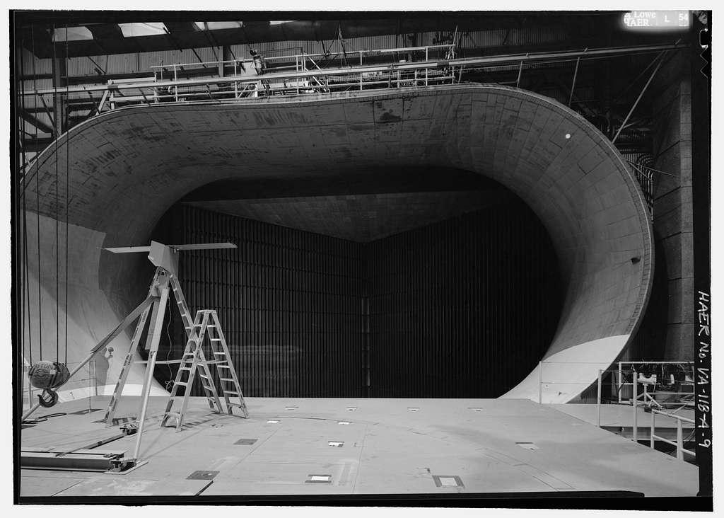 NASA Langley Research Center, Full-Scale Wind Tunnel, 224 Hunting Avenue, Hampton, Hampton, VA