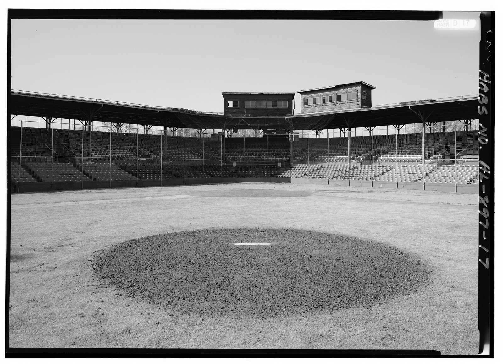 Rickwood Field, 1137 Second Avenue West, Birmingham, Jefferson County, AL