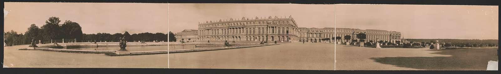 The Royal Palace, Versailles, France