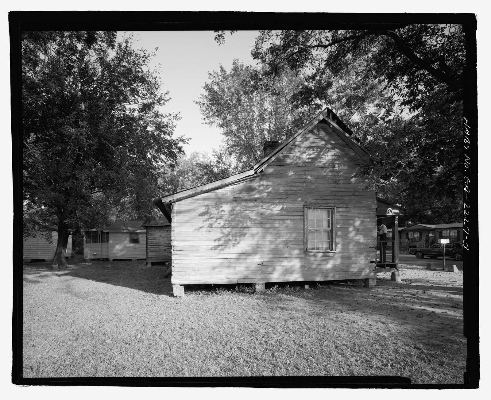 830 Short Bewick Street (House), Waycross, Ware County, GA