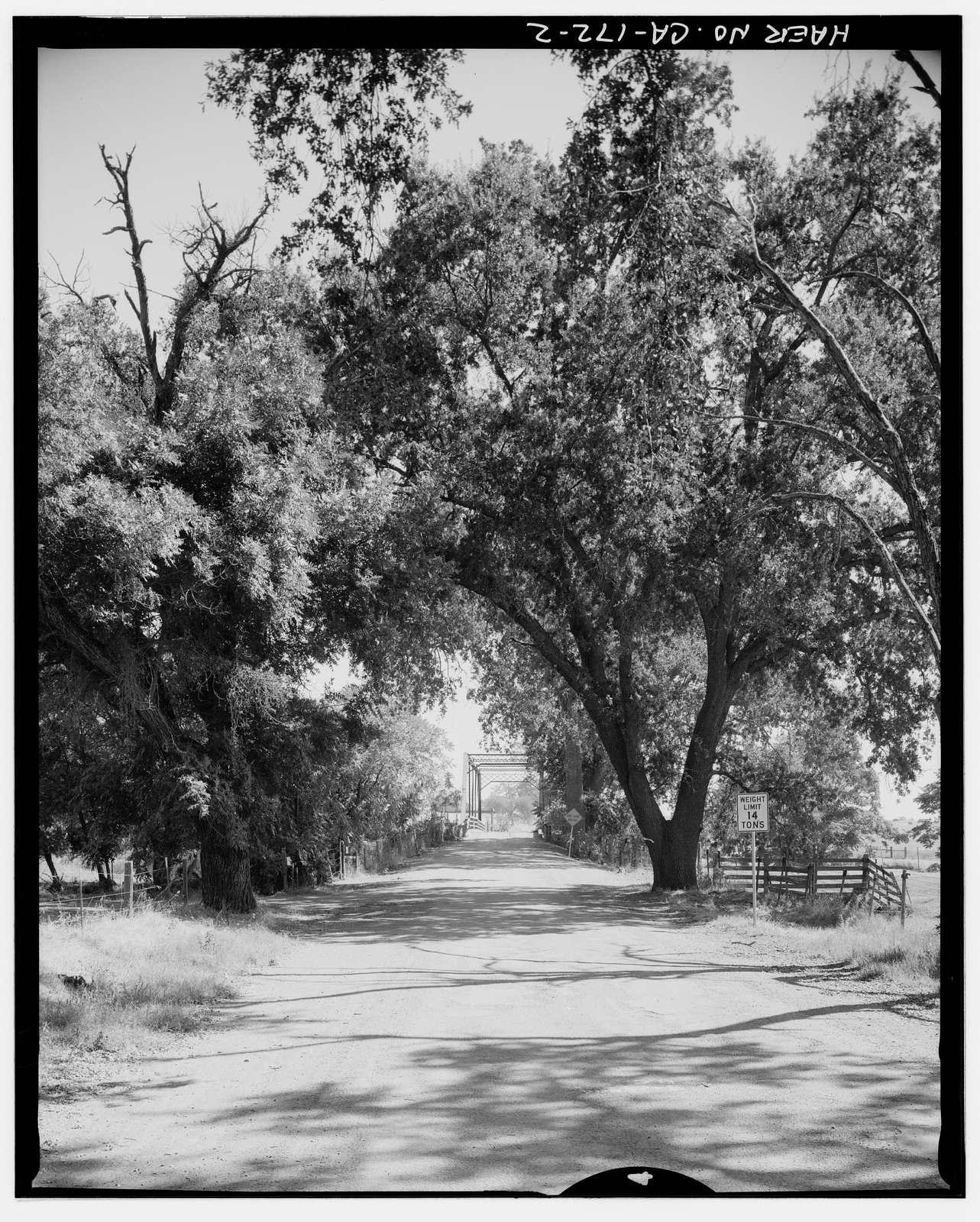 Dry Creek Bridge, Spanning Dry Creek at Cook Road, Ione, Amador County, CA