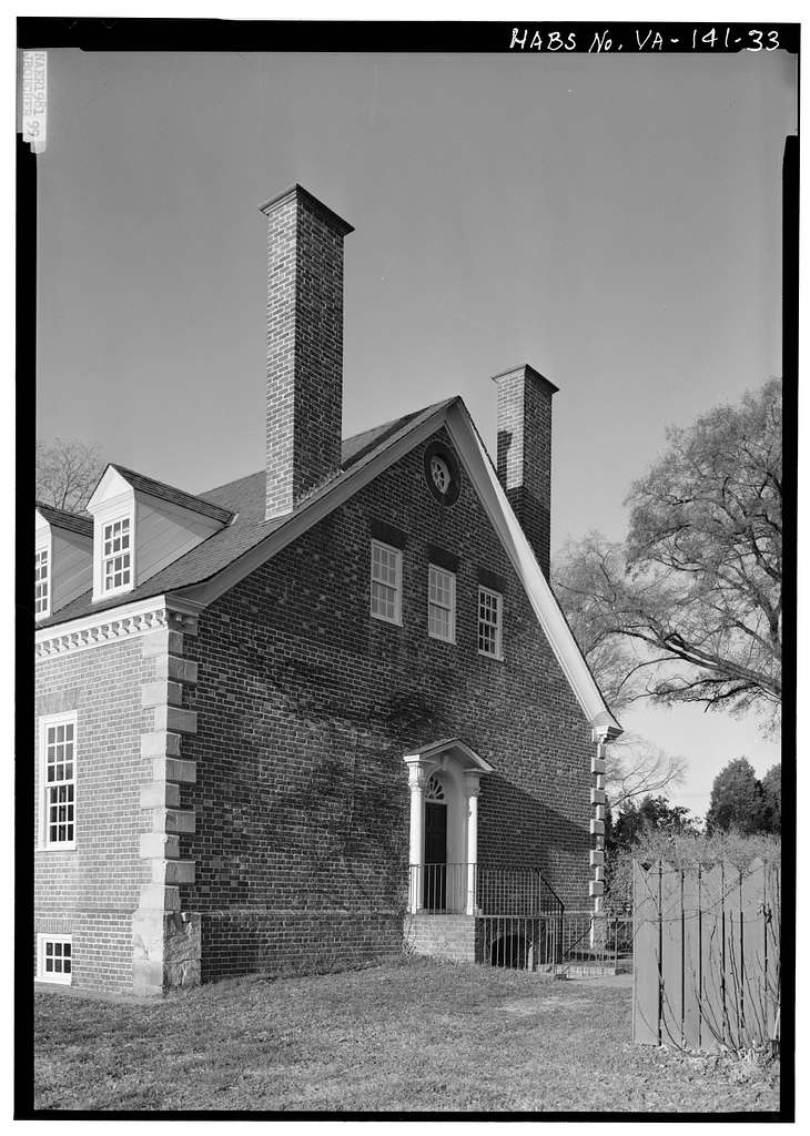 Gunston Hall, 10709 Gunston Road, Lorton, Fairfax County, VA