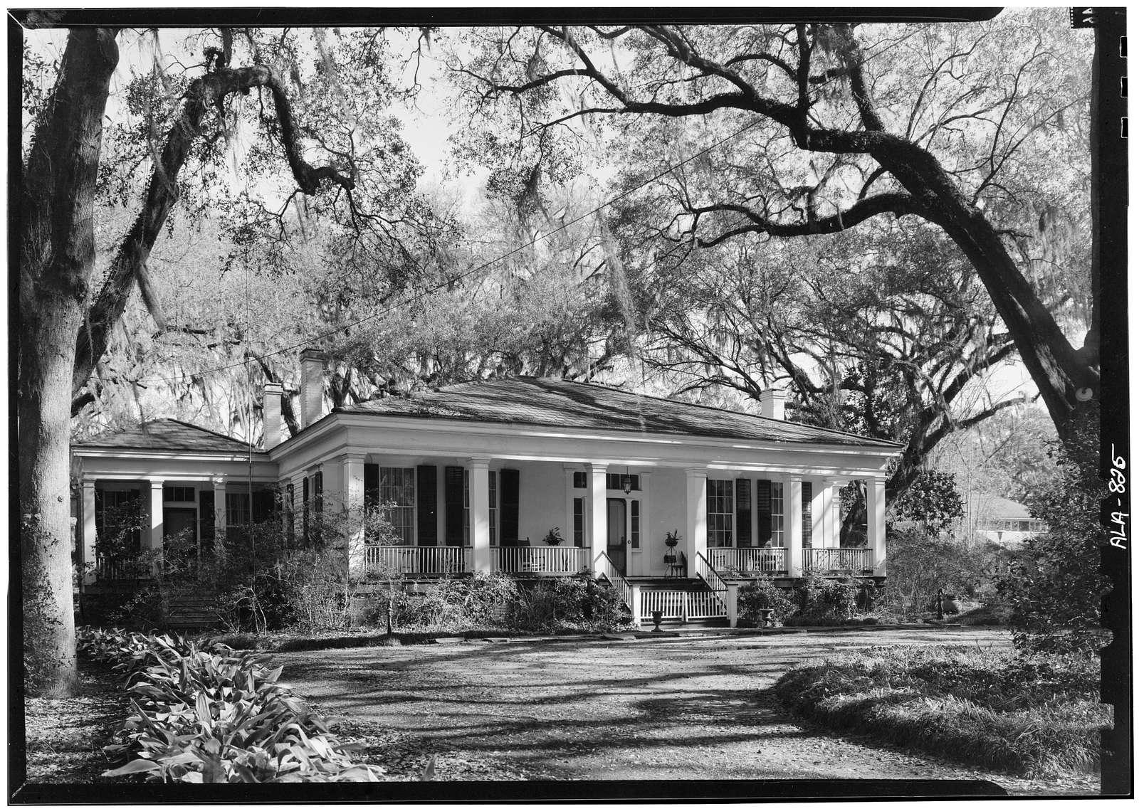Hardaway-Evans-Wilson-Sledge House, 2564 Spring Hill Avenue, Mobile, Mobile County, AL