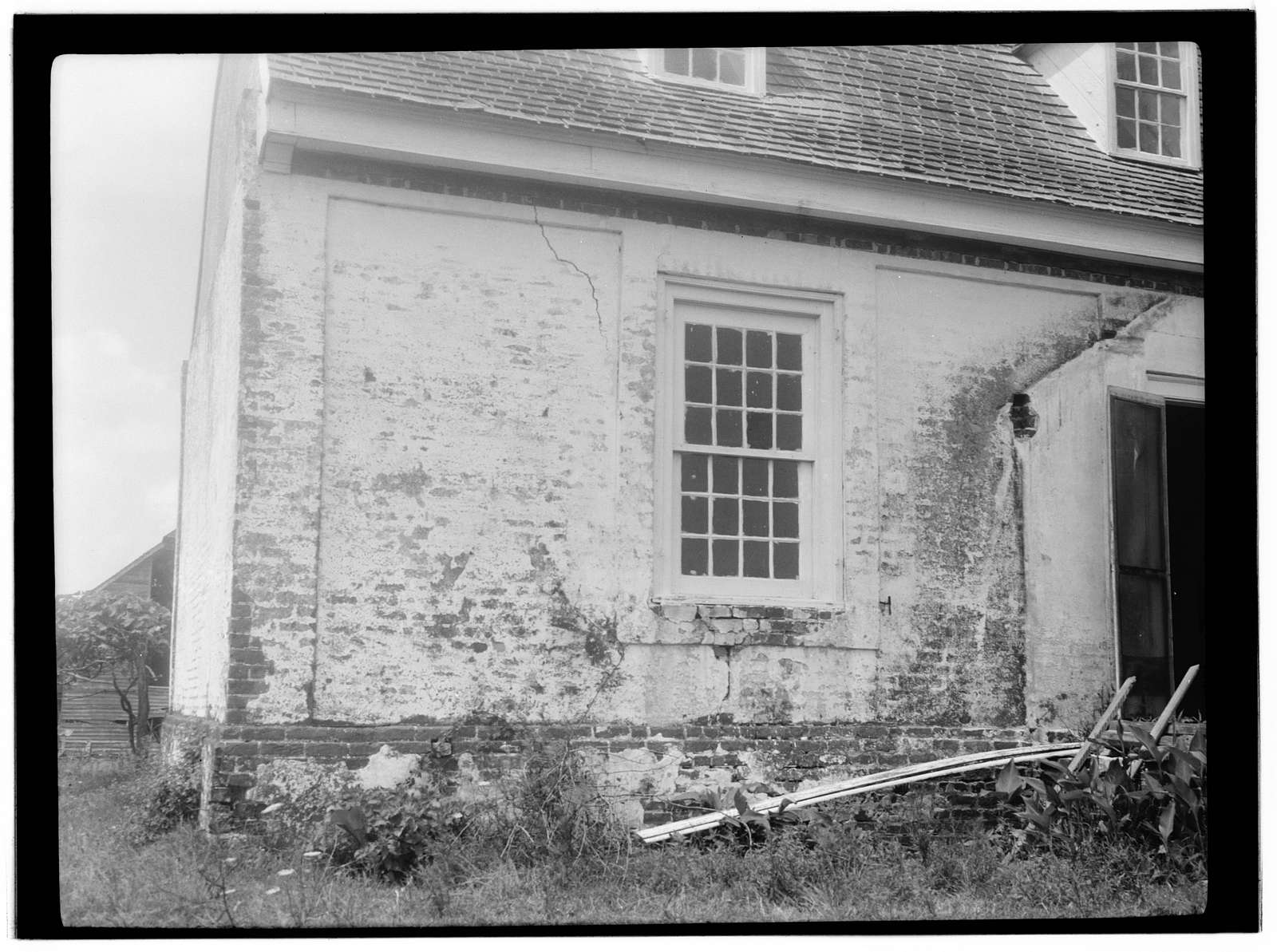 Hinman-Mason House, Guilford, Accomack County, VA