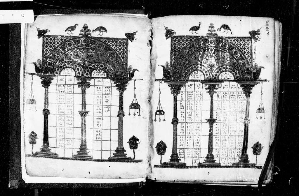 Monastery of Vatopedi 960. (Greg. 1438). Four Gospels. 11th cent. 342 f