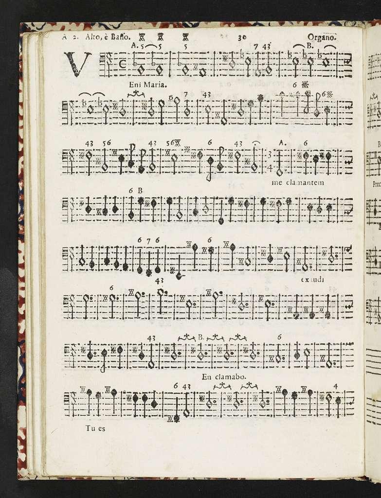 Motetti a dve voci, opera decima