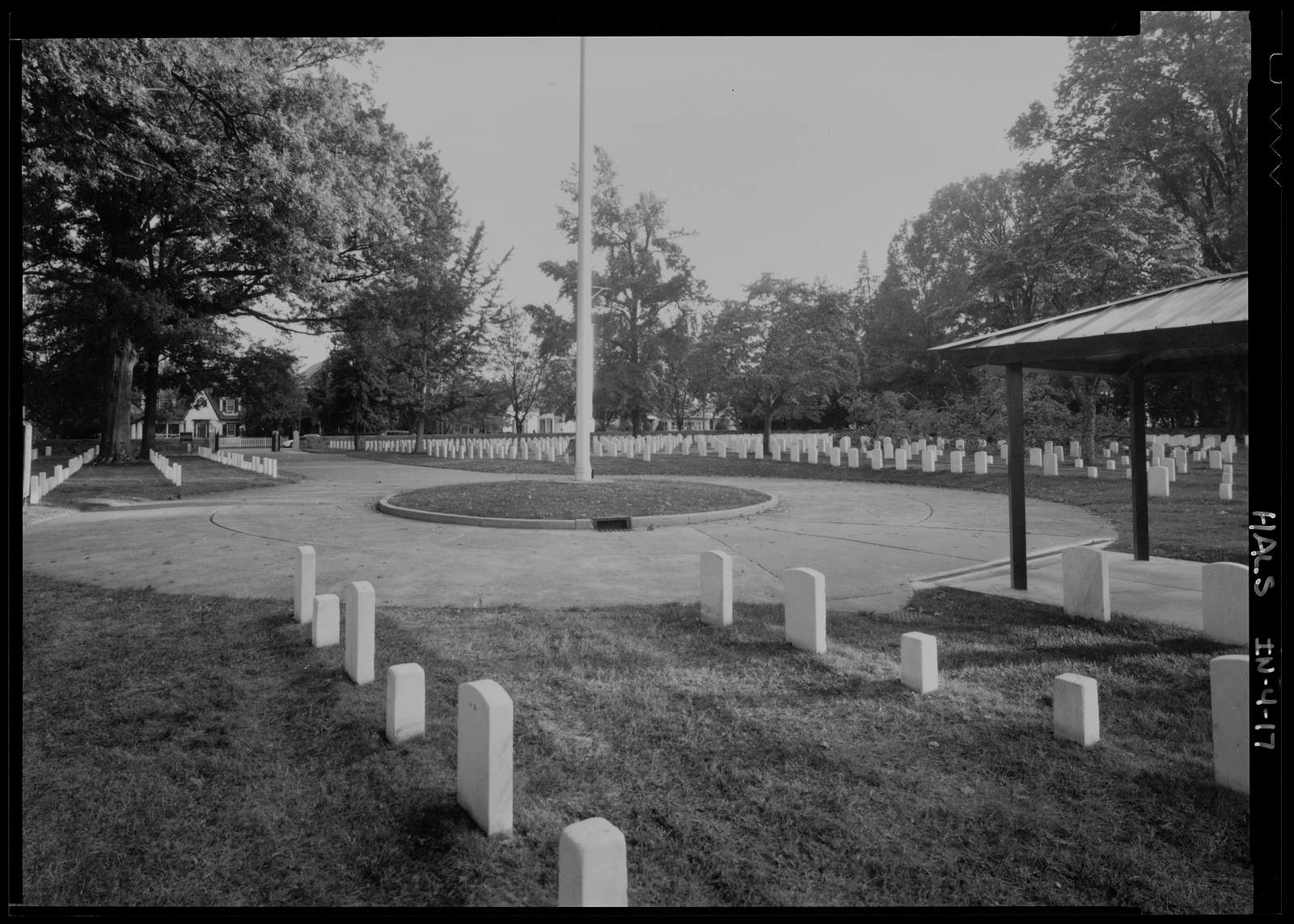 New Albany National Cemetery, 1943 Ekin Avenue, New Albany, Floyd County, IN