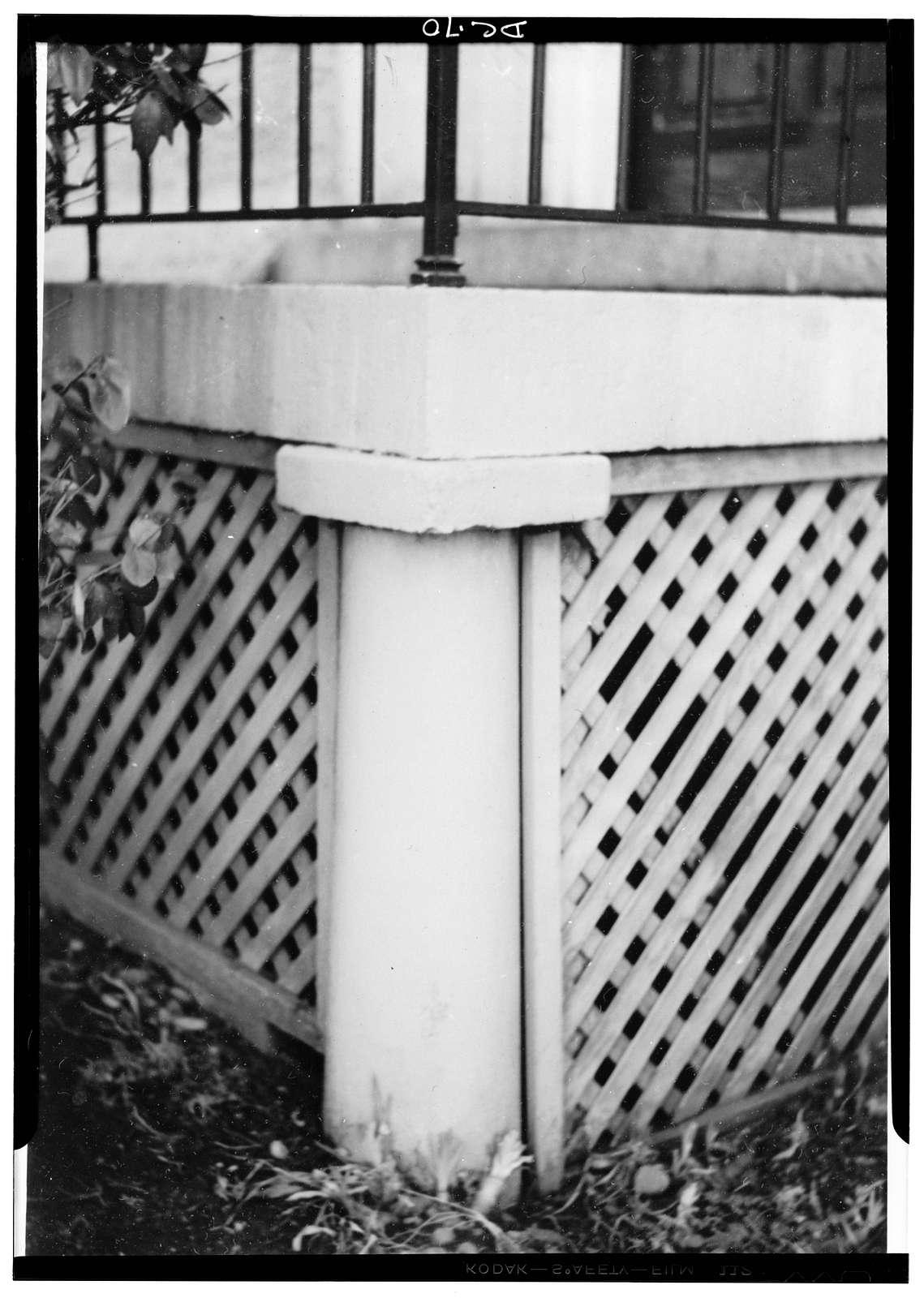 Peter Houses, 2618-2620 K Street Northwest, Washington, District of Columbia, DC