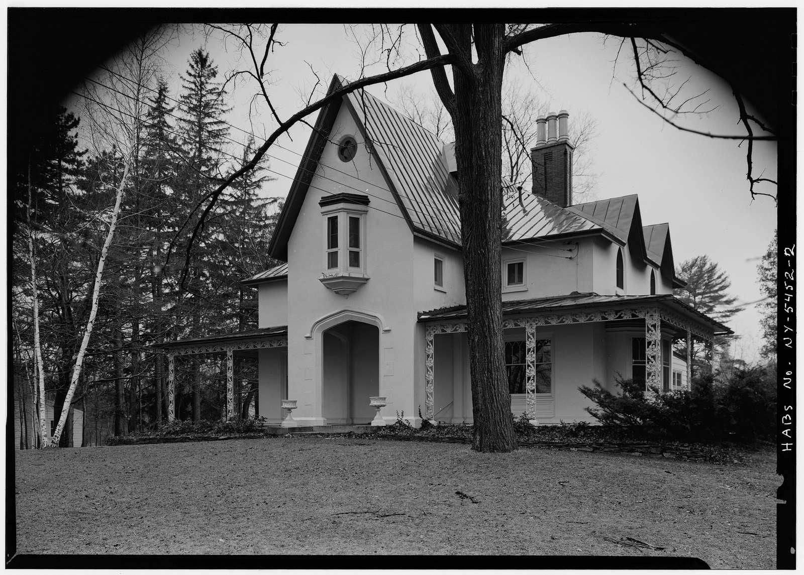 Reuel Smith House, West Lake Road, Skaneateles, Onondaga County, NY