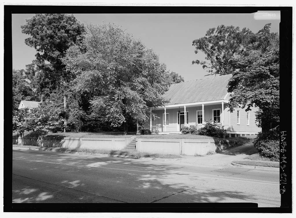 Stietenroth House, 504 South Canal Street, Natchez, Adams County, MS