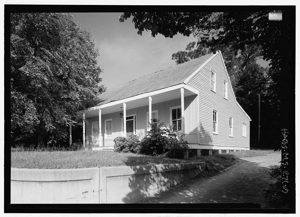 Stietenroth House, 504 South Canal Street, Natchez, Adams County, MS