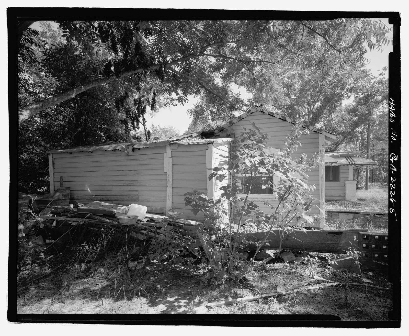 808 Short Bewick Street (House), Waycross, Ware County, GA
