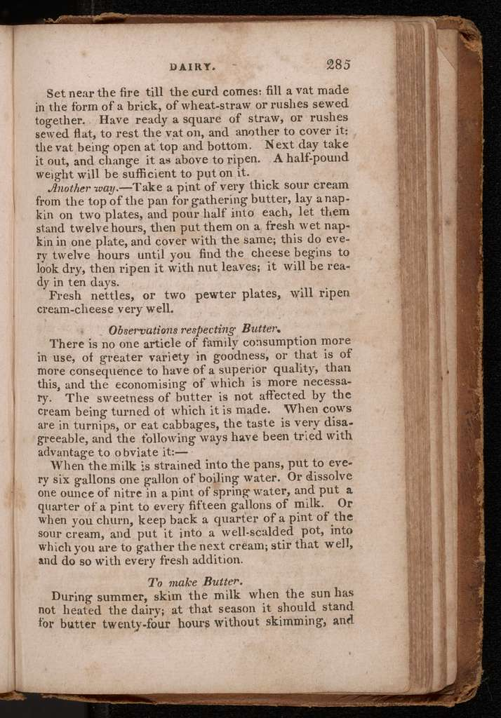American domestic cookery, formed on principles of economy, for the use of private families.