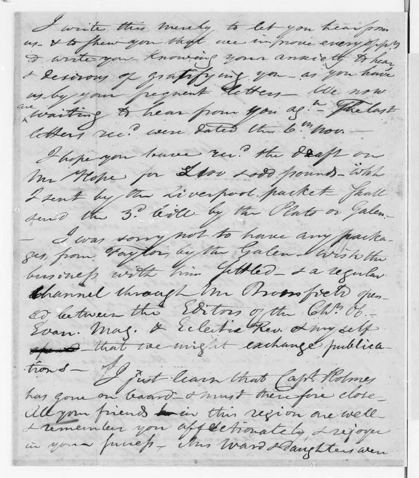 Bound volume---23 December 1807-15 April 1812