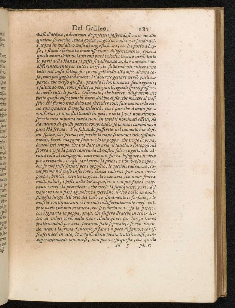 Dialogo di Galileo Galilei Linceo, matematico sopra ordinario ...