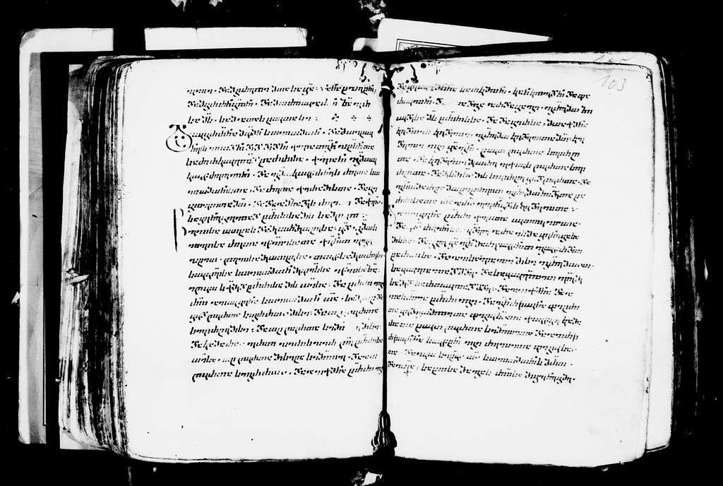 Georgian 113. Kings I-IV. 13th 14th cent. 207 f. Pa. 26 ft