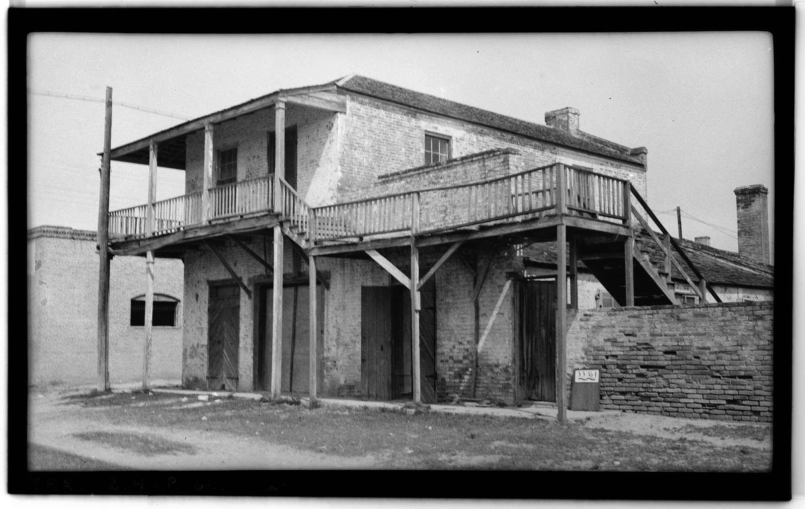 Henry Clay Davis House, Britton Avenue, Rio Grande City, Starr County, TX