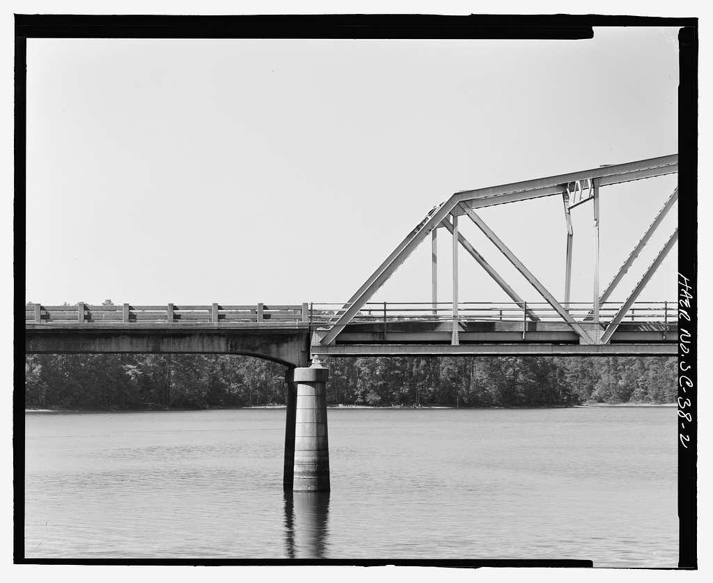 South Carolina Route 391 Bridge, Spanning Saluda River on South Carolina Route 391, Saluda, Saluda County, SC