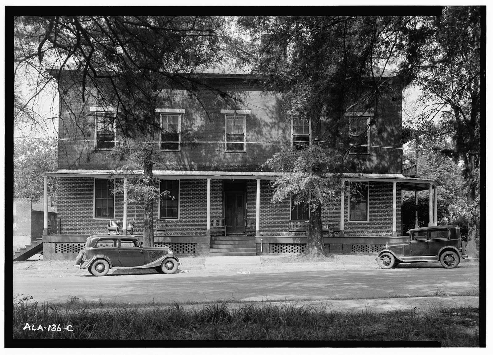 Wilcox Hotel, Broad Street (State Route 28), Camden, Wilcox County, AL