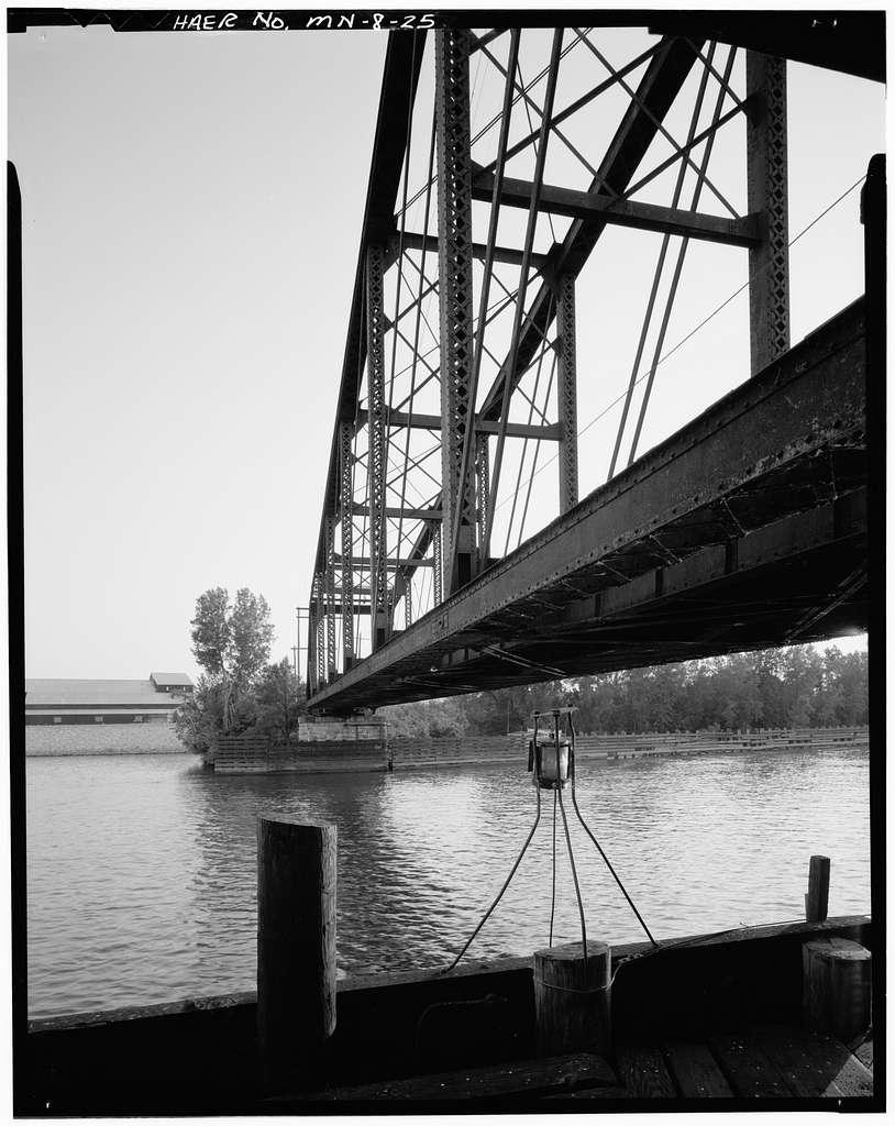 Winona Bridge, Spanning Mississippi River, Winona, Winona County, MN