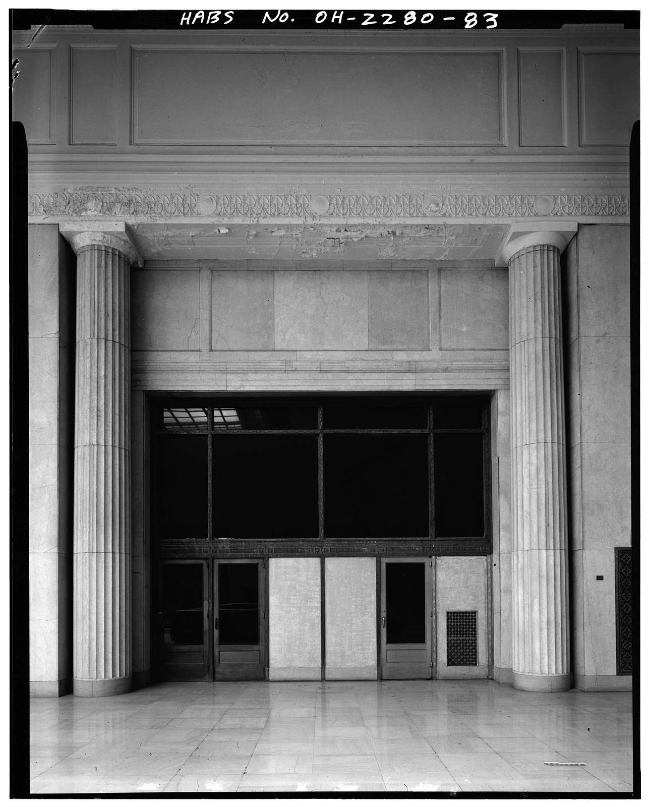 Terminal Tower Building, Cleveland Union Terminal, 50 Public Square, Cleveland, Cuyahoga County, OH