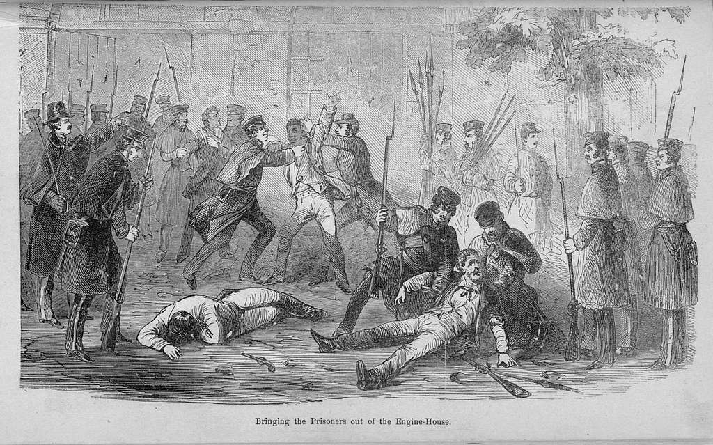 """The Life, trial, and execution of Captain John Brown, known as """"Old Brown of Ossawatomie,"""" with a full account of the attempted insurrection at Harper's Ferry."""