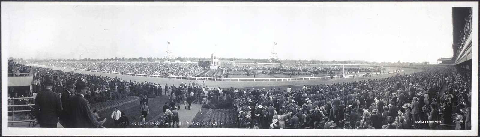 1941 Kentucky Derby, Churchill Downs, Louisville
