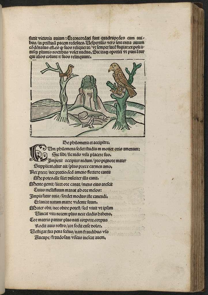 Esopi Appologi siue Mythologi cum quibusdam carminum et fabularum additionibus Sebastiani Brant.