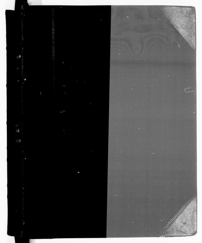 George Brinton McClellan Papers: Correspondence I, 1783-1888; 1874, Sept. 22-1876, Oct. 27