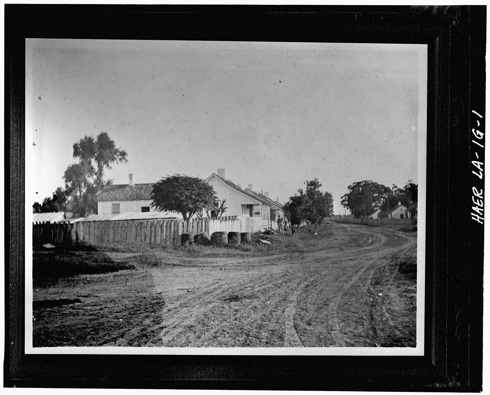 Laurel Valley Sugar Plantation, Engineer's House, 2 Miles South of Thibodaux on State Route 308, Thibodaux, Lafourche Parish, LA