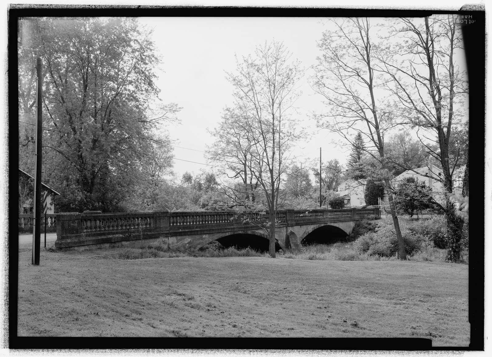 Roaring Creek Bridge, State Road 2005 spanning Roaring Creek in Locust Township, Slabtown, Columbia County, PA