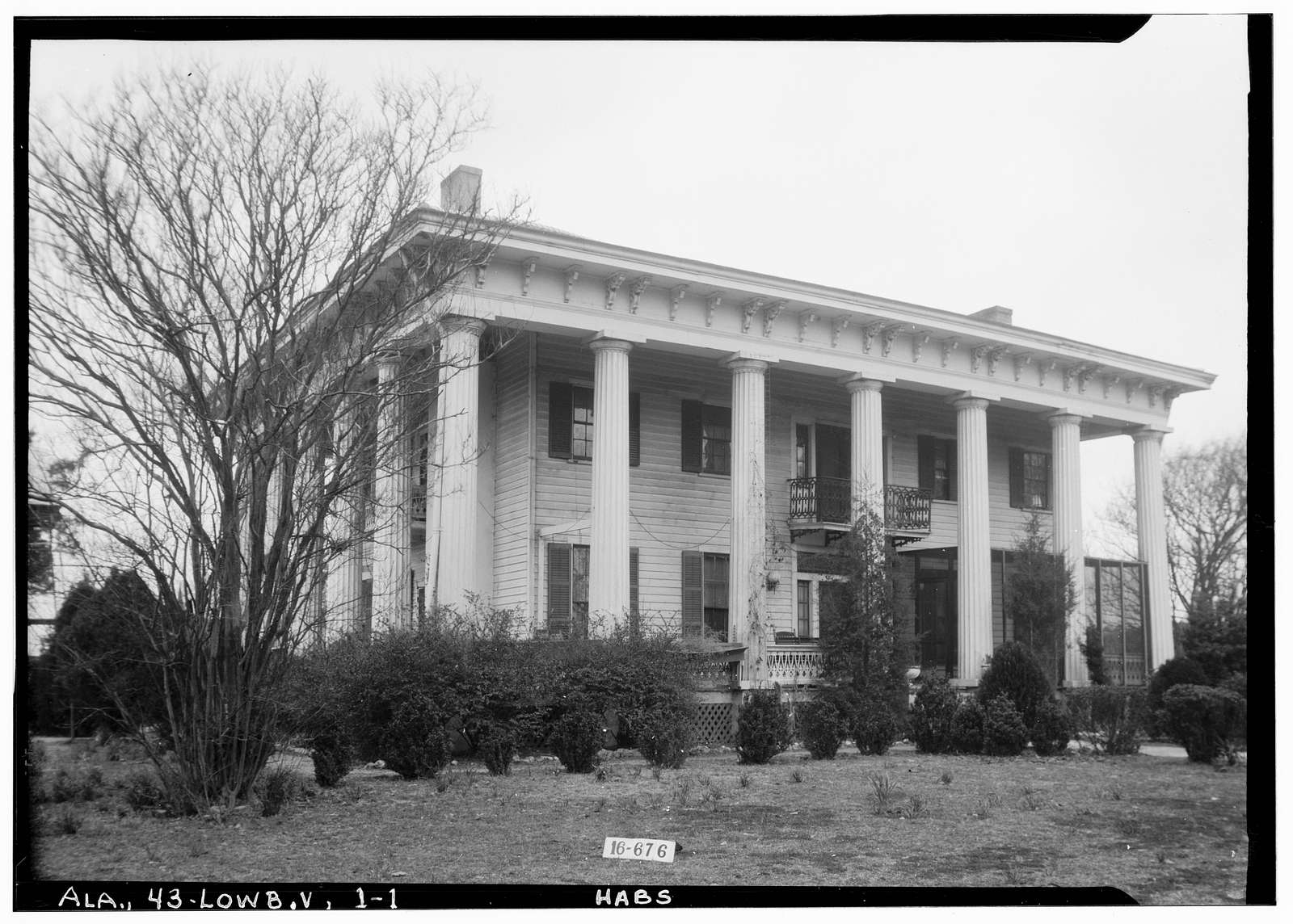 Turner-Dickson House, State Highway 97 (County Road 29), Lowndesboro, Lowndes County, AL