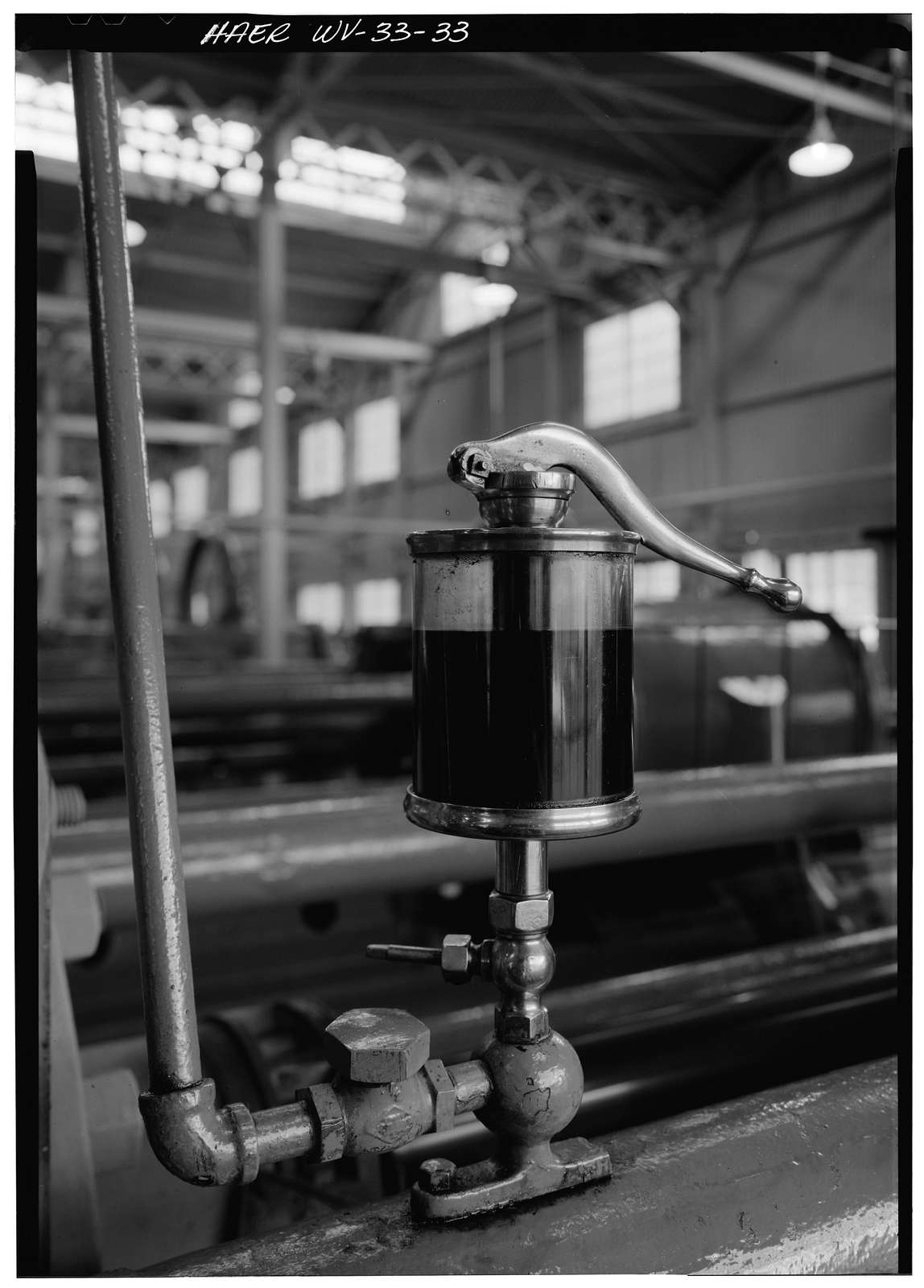 Burnsville Natural Gas Pumping Station, Saratoga Avenue between Little Kanawha River & C&O Railroad line, Burnsville, Braxton County, WV
