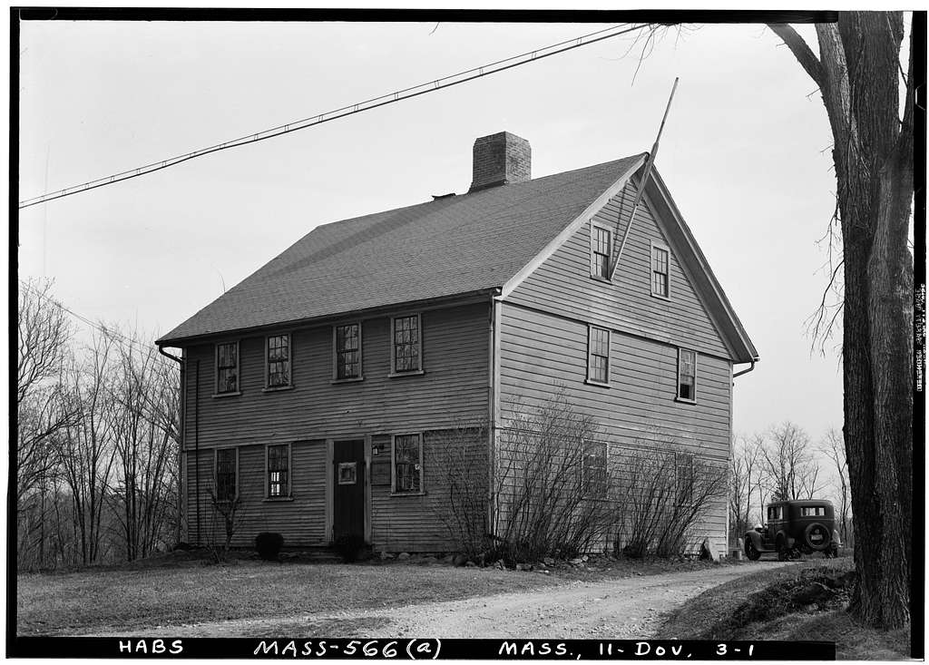 Chickering House, Dover, Norfolk County, MA