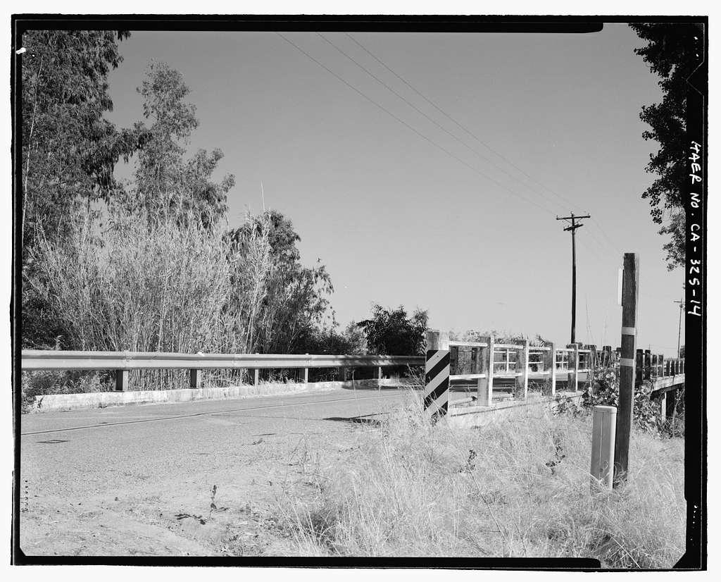 Cottonwood Creek Bridge, Spanning Cottonwood Creek on Road 28, Madera, Madera County, CA