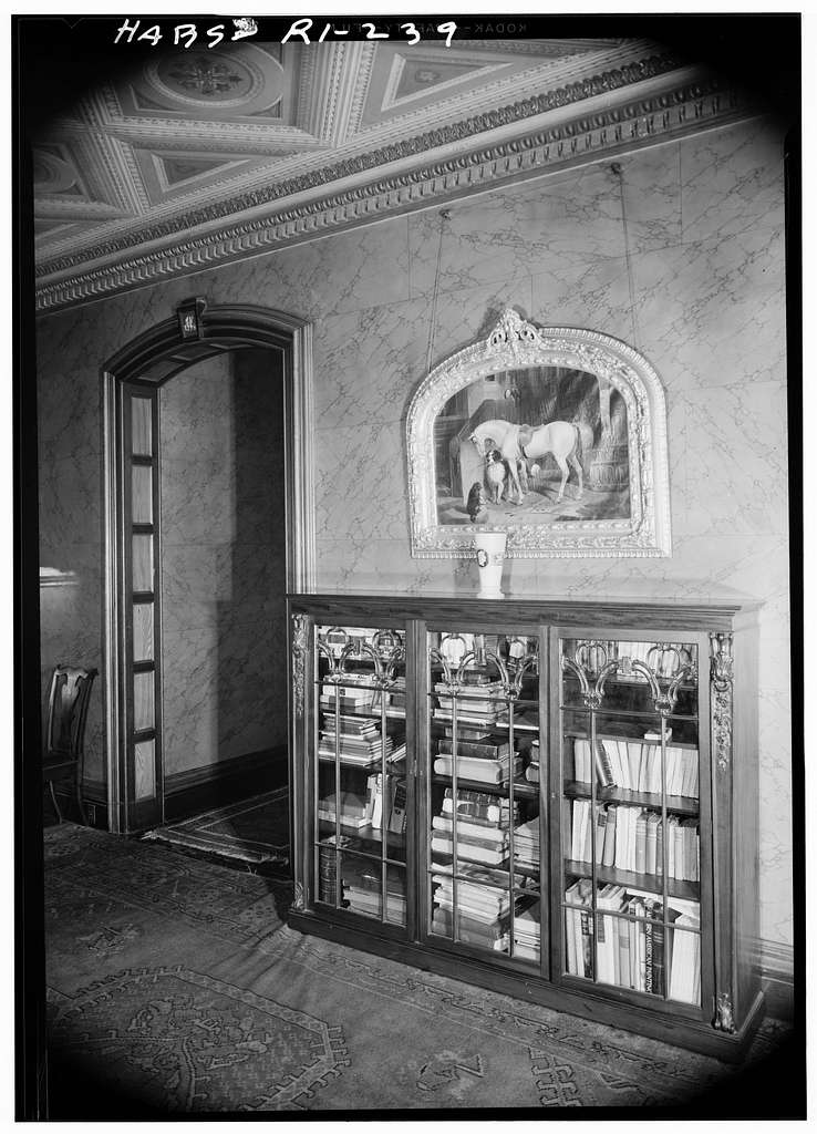 Governor Henry Lippitt House, 199 Hope Street, Providence, Providence County, RI