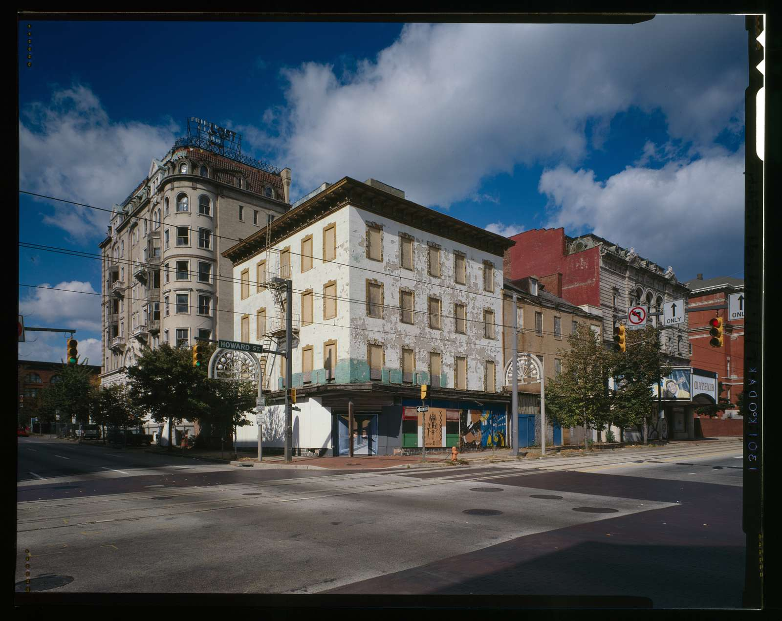 Hotel Kernan, West Franklin Street, Baltimore, Independent City, MD