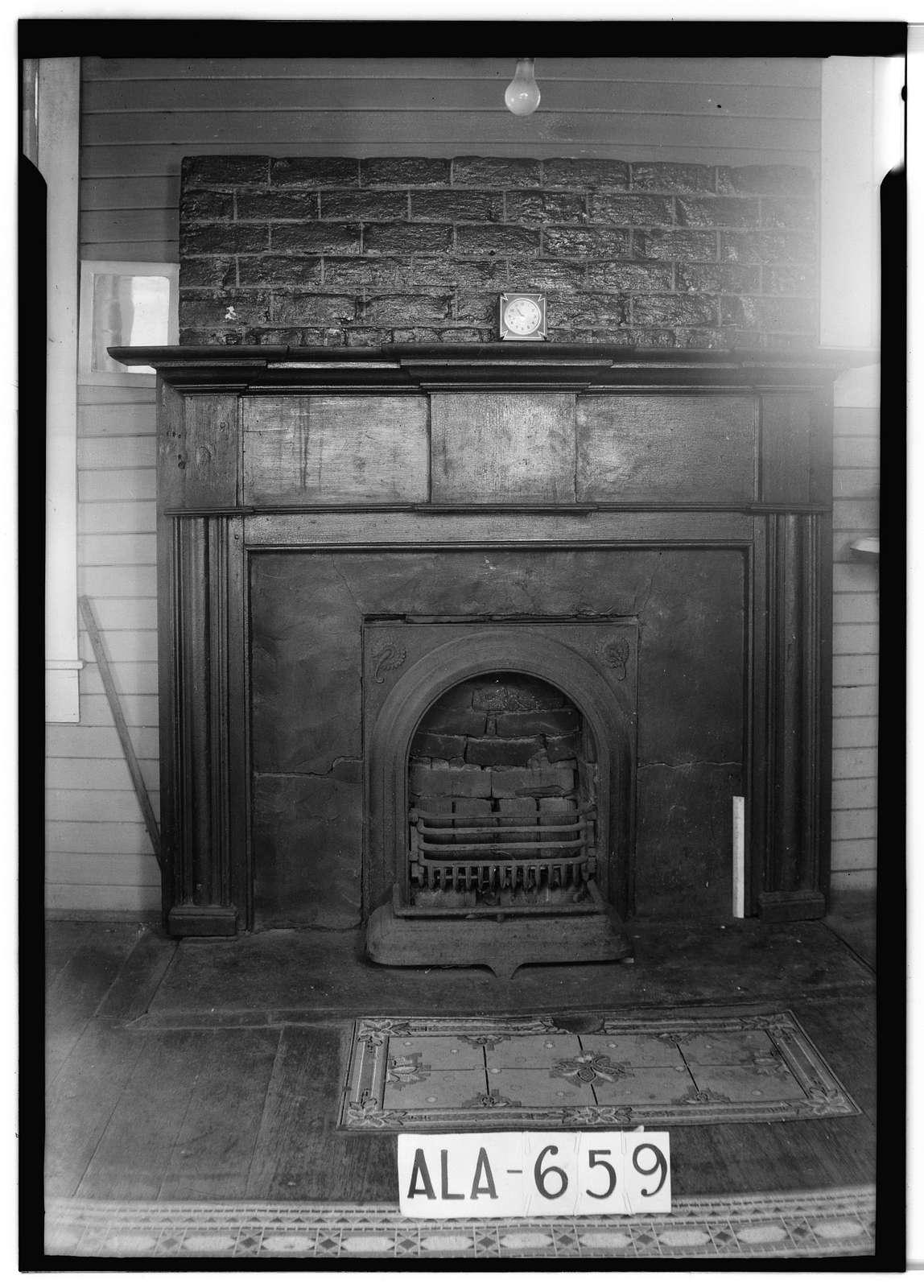 J. Bruce Airey House, 1202 West Tuskeena Street, Wetumpka, Elmore County, AL