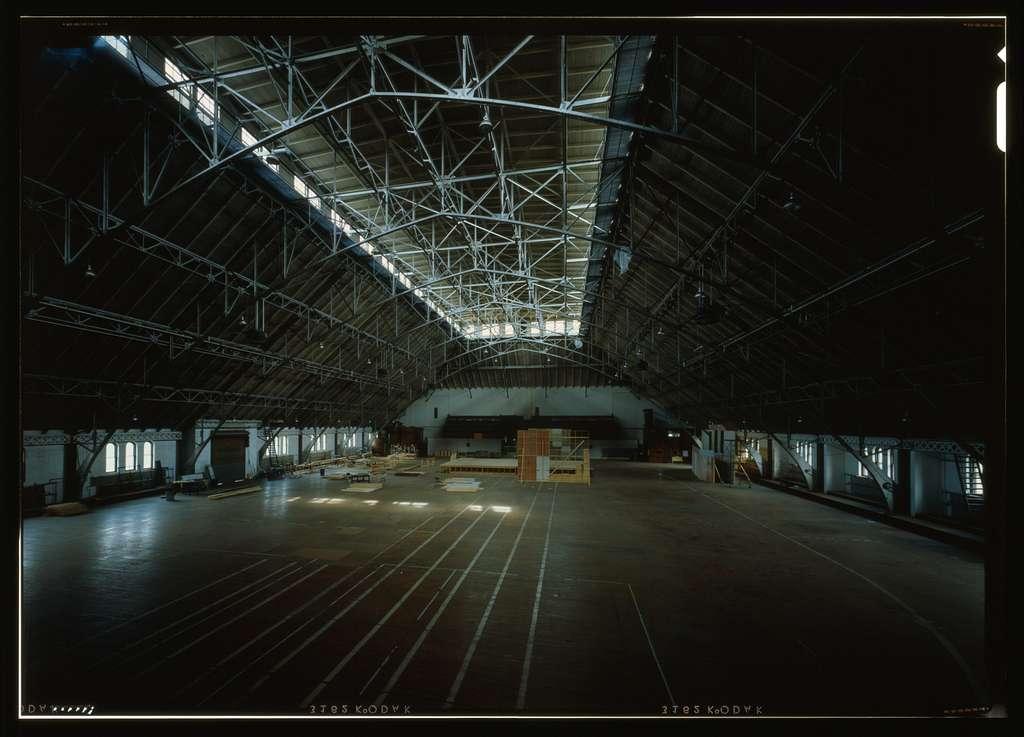Cranston Street Armory, Cranston Street, Providence, Providence County, RI