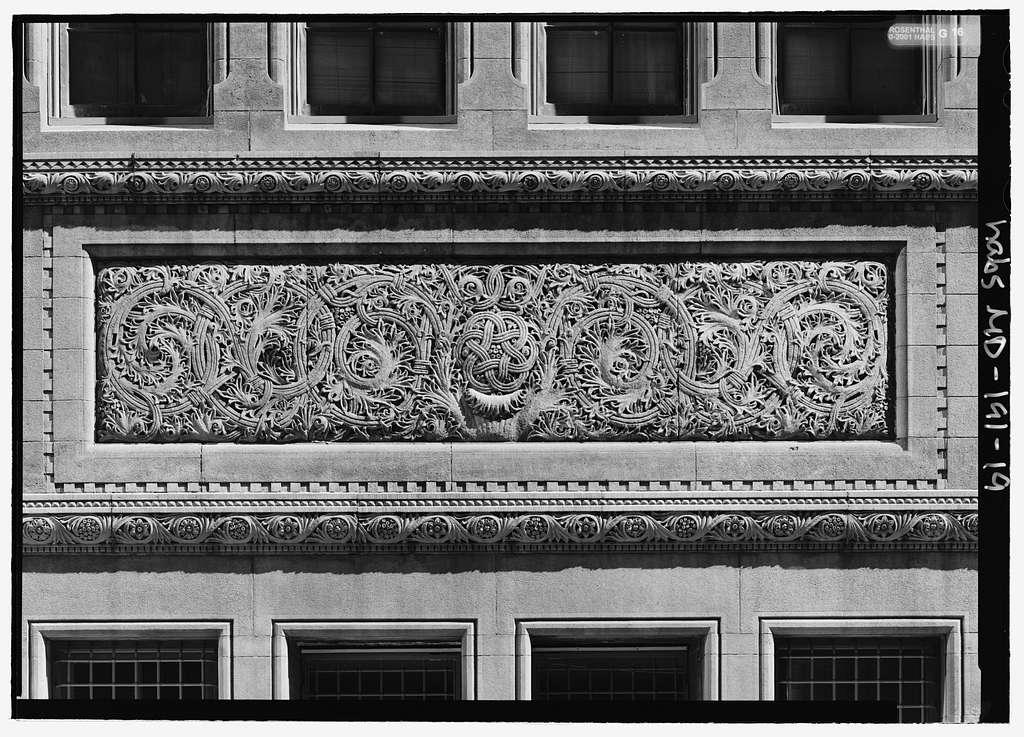 Mercantile Trust & Deposit Company, 200 East Redwood Street (Redwood & Calvert Streets), Baltimore, Independent City, MD