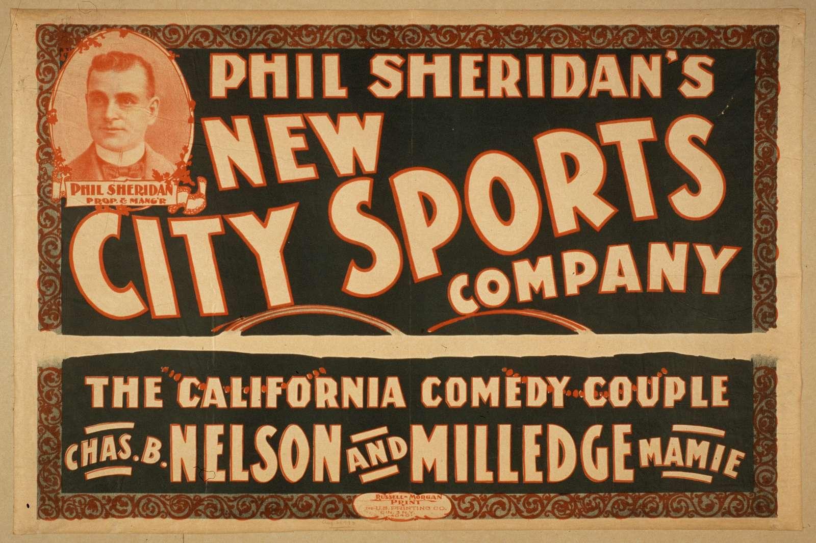 Phil Sheridan's New City Sports Company