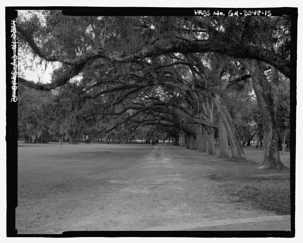 Richmond Hill Plantation, East of Richmond Hill on Ford Neck Road, Richmond Hill, Bryan County, GA