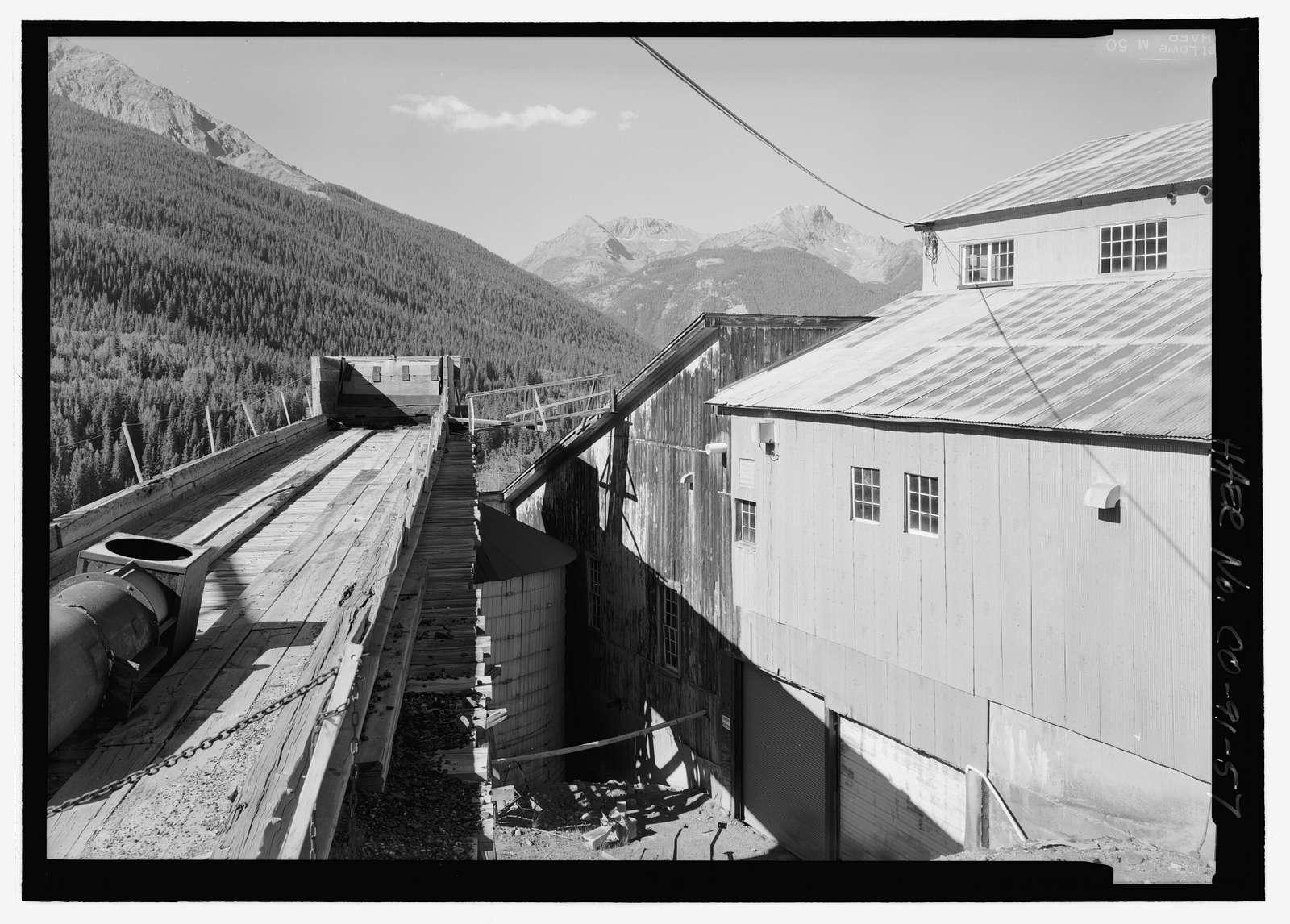 Shenandoah-Dives Mill, 135 County Road 2, Silverton, San Juan County, CO