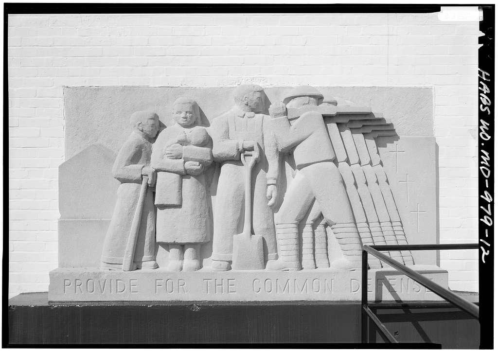 Greenbelt Community Building, 15 Crescent Road, Greenbelt, Prince George's County, MD