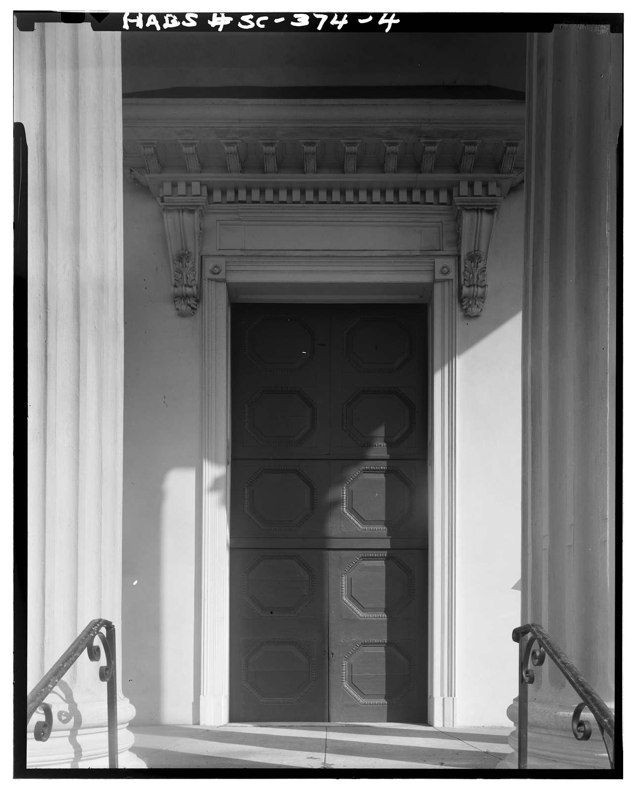 St. James United Methodist Church (ca. 1858), 68 Spring Street, Charleston, Charleston County, SC